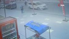Esenyurt'ta, 5 yaşındaki çocuk aracın altında metrelerce sürüklendi