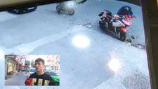 Esenyurt'ta motosiklet hırsızlığı