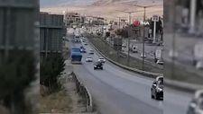 Kırıkkale'de ters yöne giren tır sürücüsüne bin 339 lira ceza