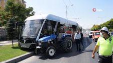 Malatya'da makas atan otomobil faciaya neden oluyordu