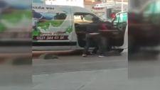 Sancaktepe'de bir kişiyi güpegündüz darbedip kaçırdılar