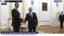 Vladimir Putin, Esad ile Moskova'da görüştü
