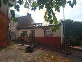 Bursa'da madde bağımlısı genç kullanılmayan ahşap evi yaktı