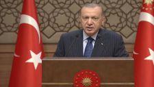 Cumhurbaşkanı Erdoğan: 2023 Türk milletinin yeniden şahlanışının sembolüdür
