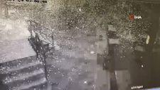 Kadıköy'de restoranda yangın sonrası korkutan patlama