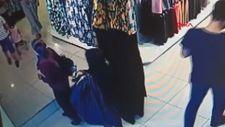 Adana'da çarşaf giyerek yankesicilik yapan kadın yakalandı