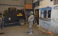 Adana'da şafak vakti torbacı operasyonu