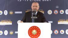 Cumhurbaşkanı Erdoğan, Kırşehir'de