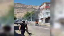 Diyarbakır'da elektrik ekibinin çalışmasını engellediler