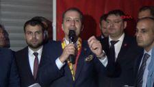Fatih Erbakan: Bizim siyasetimiz ahiret öncelikli