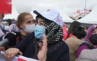 Kırşehirli kadının Erdoğan heyecanı: Ellerinizden öpüyoruz
