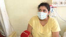 Koranavirüsü atlatan anne adayından hamilelere 'aşı olun' çağrısı