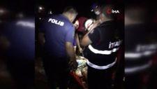 Marmaris'te uçurumdan yuvarlanan Rus polisi, Türk polisi kurtardı