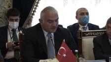 Türk Dünyası Kültür Başkenti unvanı Bursa'ya verildi