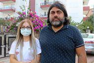 Antalya'da palalı saldırıya uğrayan aile konuştu