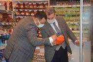 Balıkesir'deki marketlerde fahiş fiyat denetimi yapıldı