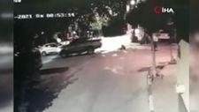 Bursa'da kamyonetiyle ezdiği köpeği bırakıp kaçtı