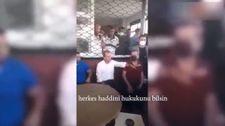 CHP'li Vahap Seçer'den kahvehane ziyaretinde oyun oynayanlara azar