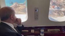 Cumhurbaşkanı Erdoğan Akkuyu'da inceleme yaptı
