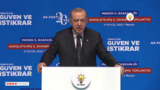 Cumhurbaşkanı Erdoğan: Belediye yönetemeyenler ülkenin yönetimine talip