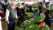 Kocaeli'de hamsinin fiyatı düştü, yeşillik uçtu