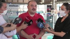 Mustafa Varank, İnsansız Su Altı Sistemleri Yarışması'nı ziyaret etti