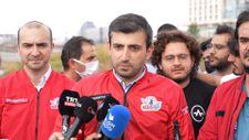 Selçuk Bayraktar, yarışmacı gençlerin çağrısına yanıt verdi