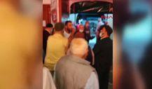 Sultangazi'de alkollü şahıs, camide arbede çıkardı