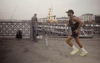 Türk vatandaşı hayırsever, Almanya'dan Türkiye'ye 2 bin 250 kilometre koştu
