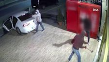 Başakşehir'de balyozlu sigara hırsızlığı görenlere pes dedirtti