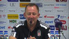 Sergen Yalçın'dan Antalyaspor maçı sonrası açıklamalar