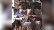 Tokat'taki berberde isteyen piyano çalıyor isteyen kitap okuyor
