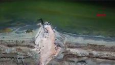 Burdur Gölü'nde yüzer güneş panelleriyle buharlaşmanın önüne geçilecek