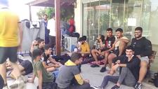Datça'da yurt dışına çıkmaya çalışan 48 düzensiz göçmen yakalandı