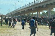 12 bin Haitili göçmen kaçak yollarla Teksas'a geldi