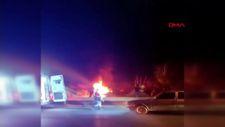 Antalya'da ölümlü kaza