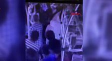 Avcılar'da metrobüste maske kavgası kör etti