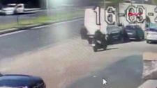 Başakşehir'de hırsızlar, bankadan çıkan adama akılalmaz tuzak kurdu
