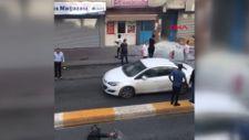 Beyoğlu'nda trafo patlayan iş yerinde yangın çıktı