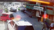 Bursa'da dengesini kaybeden bir kişi, katlı otoparkın 3'üncü katından düştü