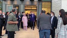Erdoğan New York'taki Yeni Türkevi Binası'nda incelemelerde bulundu