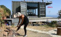 İstanbul'daki iş yerlerini kapatıp, Ganos Dağı eteklerine yerleştiler