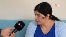 İzmir'de kocası tarafından darbedilen kadın dehşet anlarını anlattı