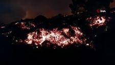 Kanarya Adaları'nda püsküren lavlar kırmızı alarm verdirtti