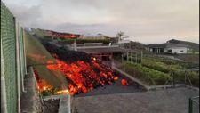 La Palma Adası'nda lavlar, evlere ulaştı