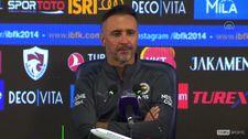 Pereira: Beşiktaş şanslıydı