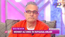 Seyircisinin söyledikleri Mehmet Ali Erbil'i ağlattı