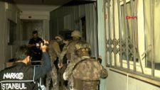 Beyoğlu'nda uyuşturucu operasyonu