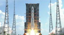 Çin, Tianzhou-3 kargo mekiğini uzaya gönderdi