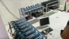 İstanbul'da 73 kripto para üretim makinesi ele geçirildi